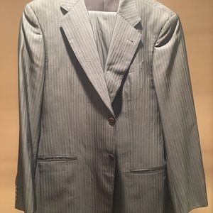 Men's Giorgio Armani suit
